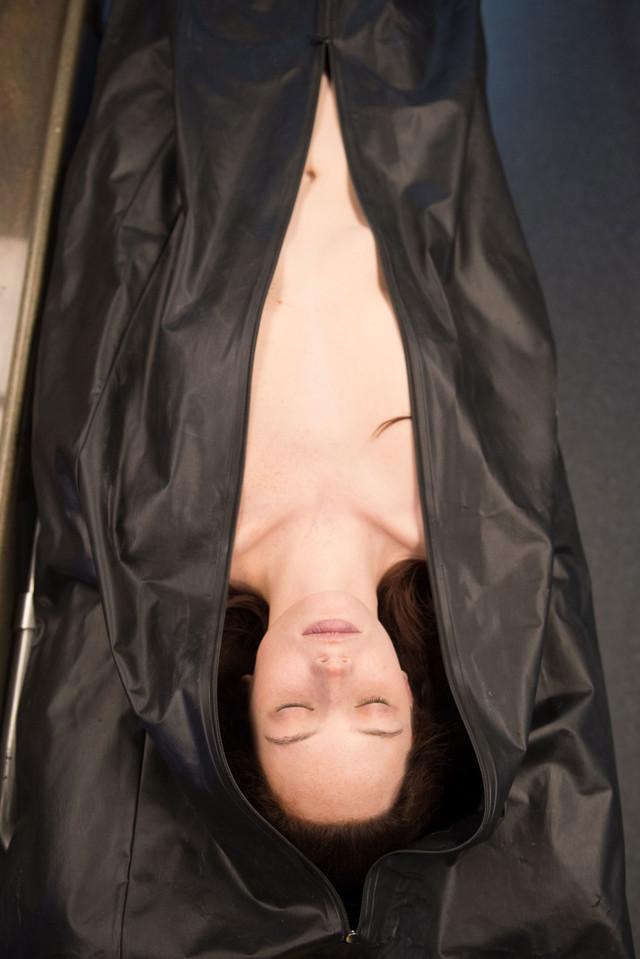 「ジェーン・ドウの解剖」