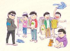 テレビアニメ「おそ松さん」第2期ビジュアル