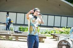 「PARKS パークス」の新場面写真。染谷将太演じるトキオ。
