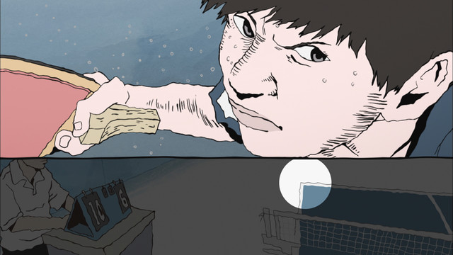 「ピンポン THE ANIMATION」 (c)松本大洋/小学館 (c)松本大洋・小学館/アニメ「ピンポン」製作委員会