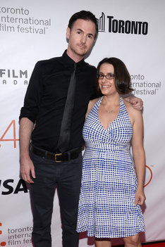 左からライアン・フレック、アンナ・ボーデン。(写真提供:Anthony Behar / Sipa USA / Newscom / ゼータ イメージ)