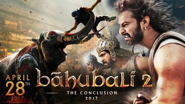 「Baahubali 2: The Conclusion(原題)」ビジュアル