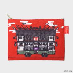 「李白の三階建電車ポーチ」(1188円)