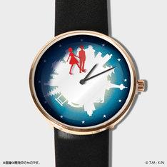 「『夜は短し歩けよ乙女』腕時計」(8640円)