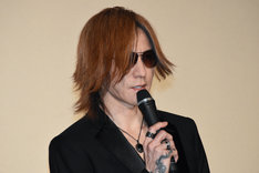 SUGIZO(LUNA SEA、X JAPAN)