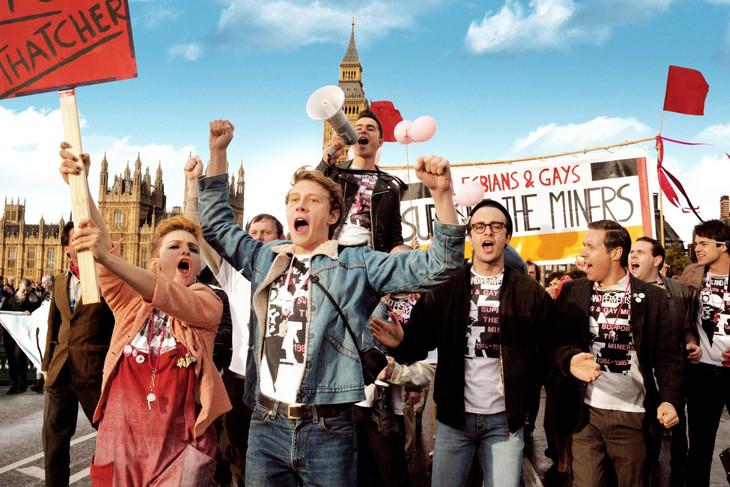 「パレードへようこそ」 (c)PATHE PRODUCTIONS LIMITED. BRITISH BROADCASTING CORPORATION AND THE BRITISH FILM INSTITUTE 2014. ALL RIGHTS RESERVED.