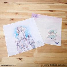 ハンカチ(各1080円)