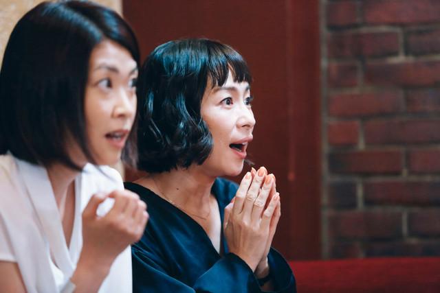「下北沢ダイハード」より「夫が女装する女」。