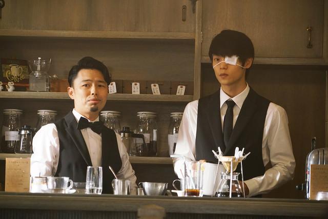 「東京喰種 トーキョーグール」より、喫茶あんていく。