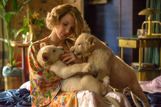 「ユダヤ人を救った動物園 アントニーナが愛した命」