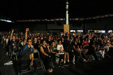 「劇場版ポケットモンスター キミにきめた!」ワールドプレミア上映に集まった3000人の観客。