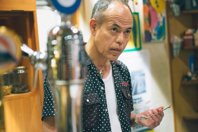 「下北沢ダイハード」より「手がビンになった男」。
