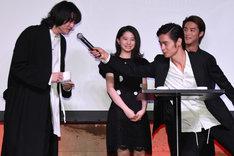 「東京喰種 トーキョーグール」公開直前イベントの様子。