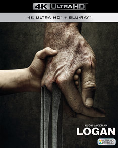 「LOGAN/ローガン」4K ULTRA HD Blu-ray2枚組+Blu-ray2枚組