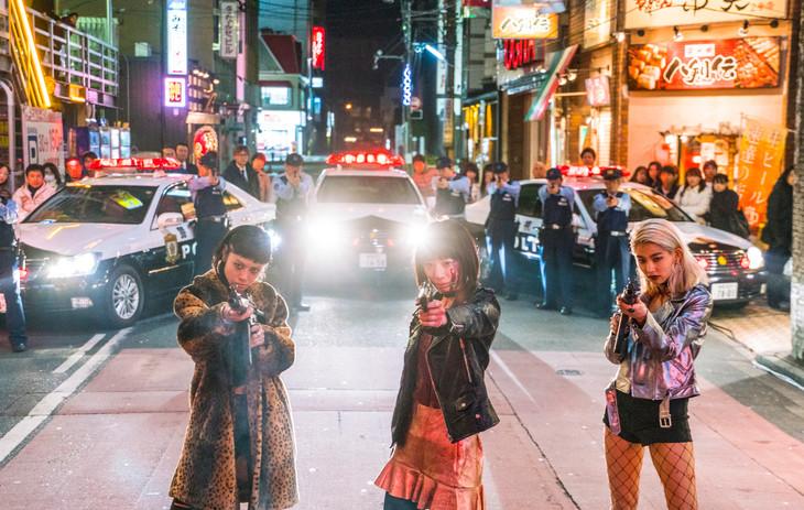 「東京ヴァンパイアホテル」