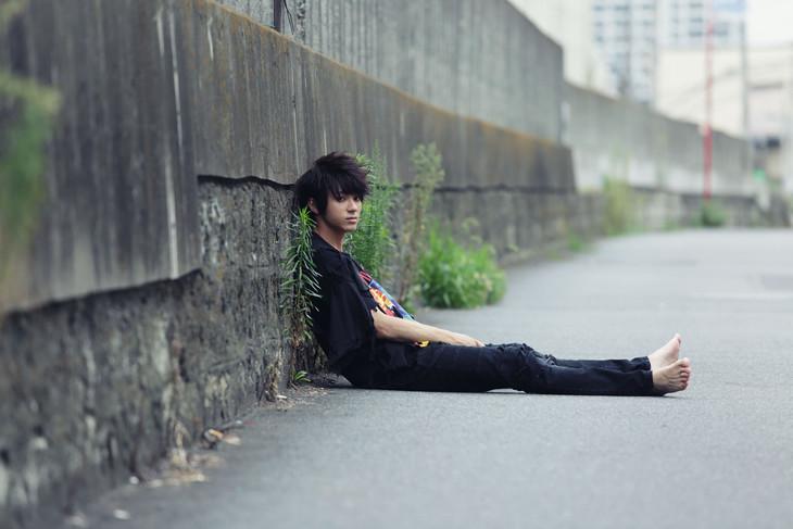 山田裕貴 2nd写真集(タイトル未定)中面サンプル (撮影:山本マオ)
