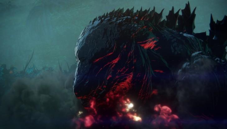 「GODZILLA 怪獣惑星」新場面写真
