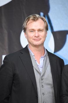 2017年8月、来日時に「ダンケルク」の記者会見に出席したクリストファー・ノーラン。