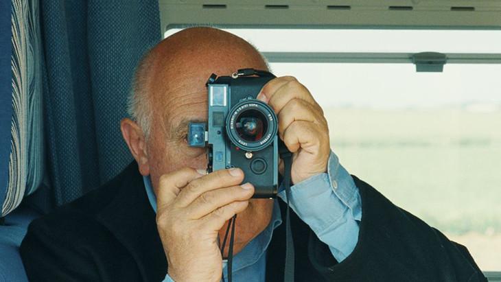 「旅する写真家 レイモン・ドゥパルドンの愛したフランス」 (c)Palmeraie et desert - France 2 cinema