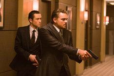 「インセプション」 (c)2010 Warner Bros. Entertainment Inc.