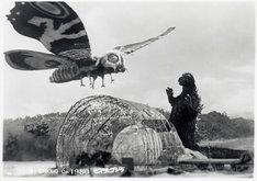 「モスラ対ゴジラ」 (c)1964 TOHO CO.,LTD.