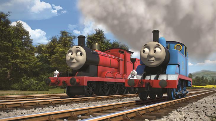 「映画 きかんしゃトーマス とびだせ!友情の大冒険」