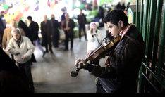 「バイオリン弾き」