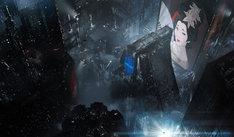 「ブレードランナー ブラックアウト 2022」コンセプトアート