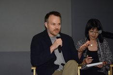 「(500)日のサマー」を50回観たという観客に、「あなたにとっては『(2万5000)日のサマー』なの?」と尋ねたマーク・ウェブ。