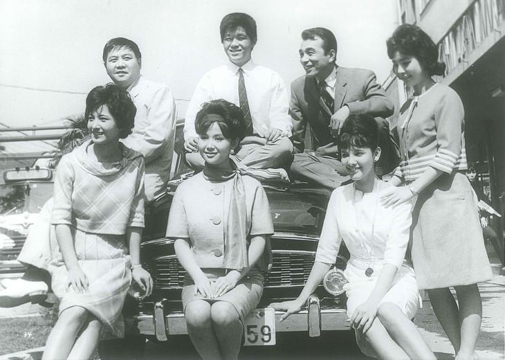 「若い季節」 (c)1962 東宝