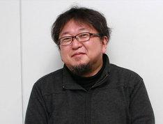 「映画クレヨンしんちゃん 嵐を呼ぶモーレツ!オトナ帝国の逆襲」のトークショーに参加する樋口真嗣。