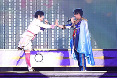 「KING OF PRISM SUPER LIVE MUSIC READY SPARKING!」の様子。