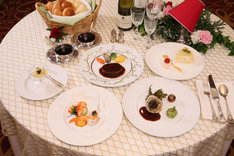 「ラストレシピ ~麒麟の舌の記憶~」プレミアム晩餐会で振る舞われた料理。