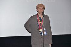 グランプリを受賞したフレデリック・トレンブレイ。