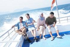 「海を駆ける」新場面写真