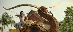 「バーフバリ 王の凱旋」新場面写真