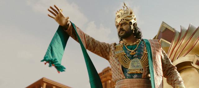 「バーフバリ 王の凱旋」