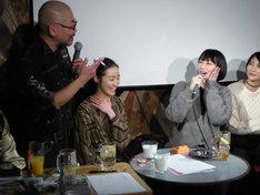 「映画『全員死刑』公開直前イベント 小林勇貴の『お前ら全員ぶっ殺う!』」の様子。