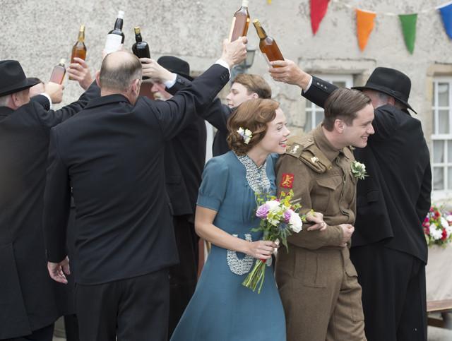 「ウイスキーと2人の花嫁」