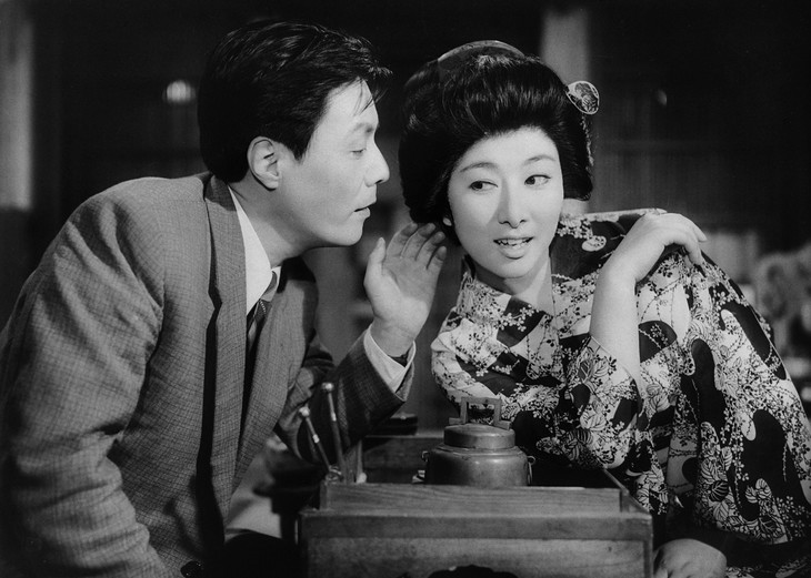 「墨東綺譚(1960年)」 (c)1960 東宝