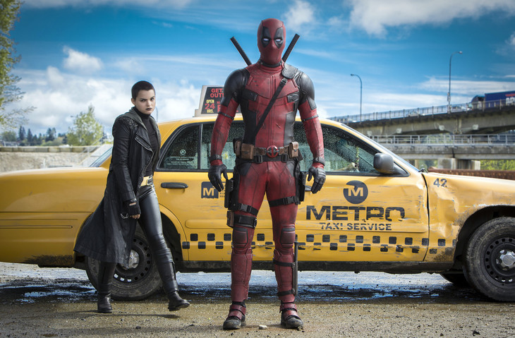「デッドプール」(写真提供:Marvel Studios - Twentieth Century Fox Film / T.C.D / VISUAL Press Agency / ゼータ イメージ)