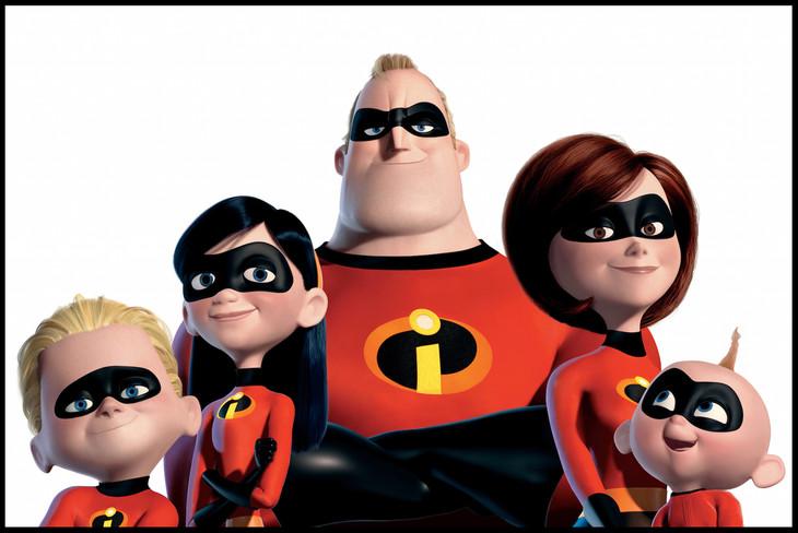 「Mr.インクレディブル」ビジュアル(写真提供:Pixar - Walt Disney / T.C.D / VISUAL Press Agency / ゼータ イメージ)