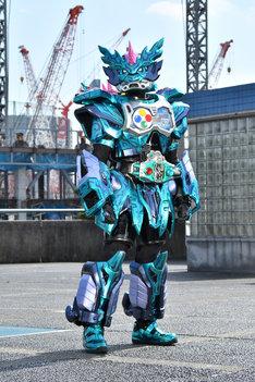 仮面ライダーレーザー レベルX