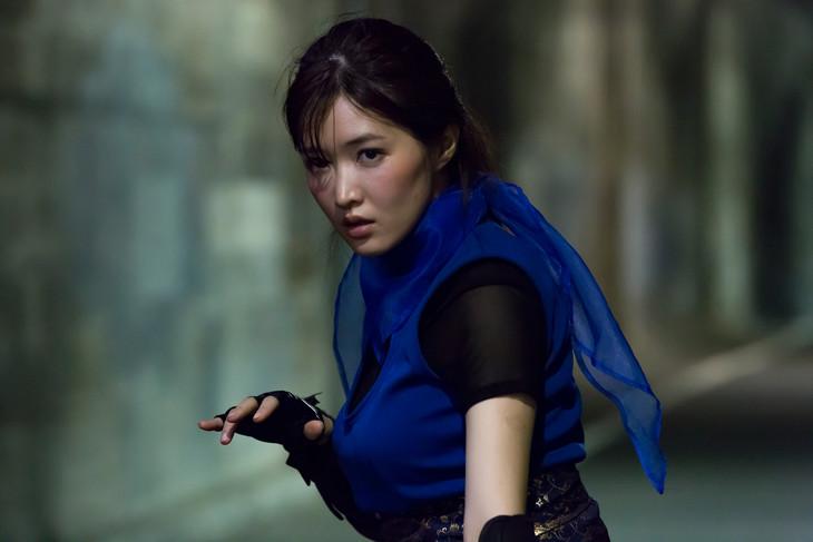 「LADY NINJA ~青い影~」