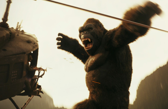 「キングコング:髑髏島の巨神」 (c) Warner Bros. Entertainment Inc.