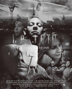 「ラ・ジュテ」Blu-rayジャケット