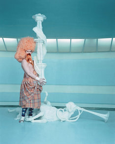 「クレマスター3」 Photo Chris Winget (c)Matthew Barney, courtesy Gladstone Gallery, New York and Brussels