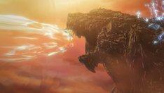 「GODZILLA 怪獣惑星」より、ゴジラ・アース。