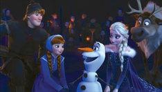 「アナと雪の女王/家族の思い出」