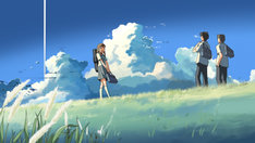 「雲のむこう、約束の場所」(c)Makoto Shinkai / CoMix Wave Films